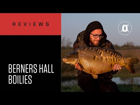 CARPologyTV - Total Fishing Tackle Berners Hall Boilies Review