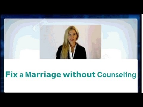 ★ Fix a Marriage without counseling