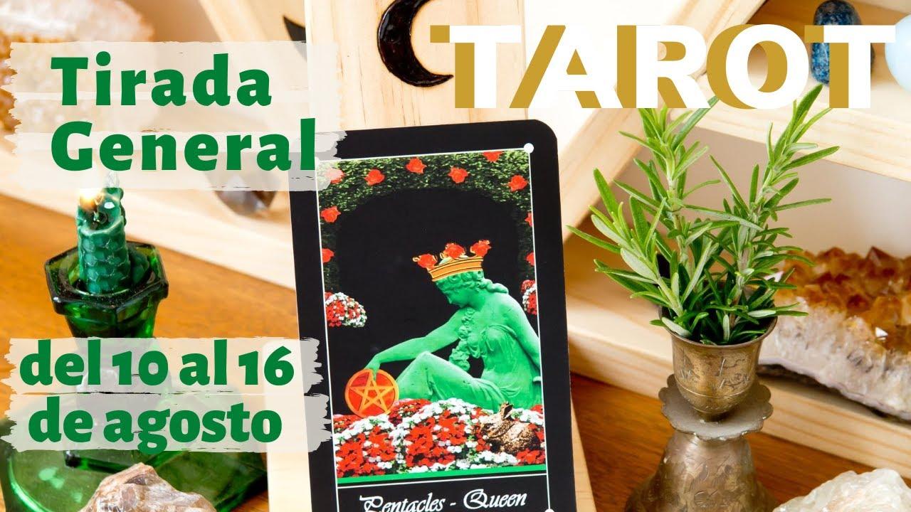 Tarot Interactivo Semanal - del 10 al 16 de agosto✨ - Tarot Tortuga