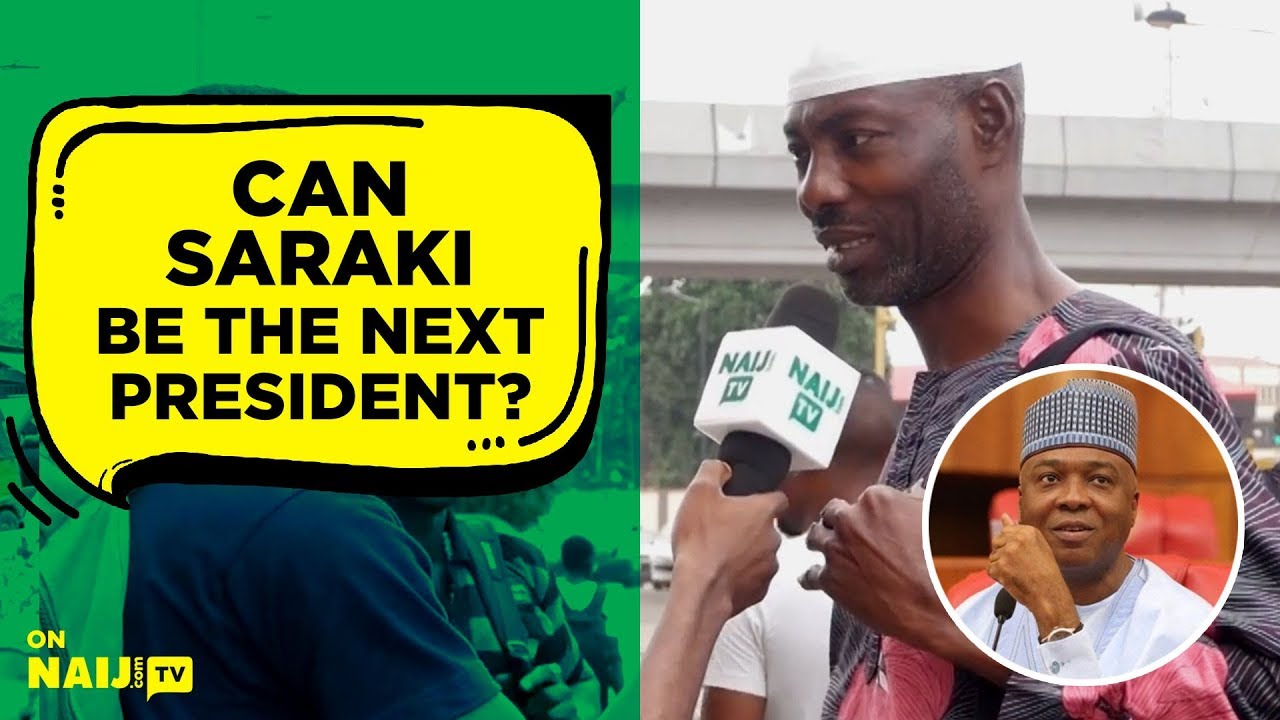 Election 2019: Can Saraki be the Next President of Nigeria? | Naij.com TV