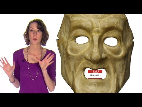 """""""Oedipus Rex"""" 