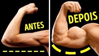 Muito homem bodybuilders veias body famosos visíveis com