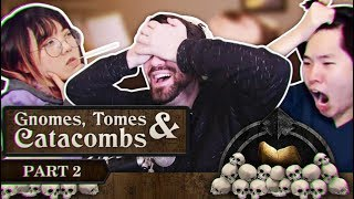 Gnomes, Tomes & Catacombs - D&D EP #2 ft. LilyPichu, Disguised Toast, Mylixia, Mr. Mouton and Koibu