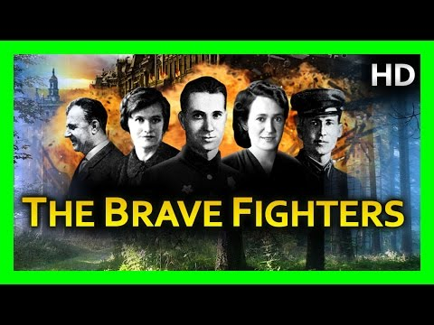 (HD FULL MOVIE) The Brave Fighters: WWII Anti-Nazi Resistance near Hitler