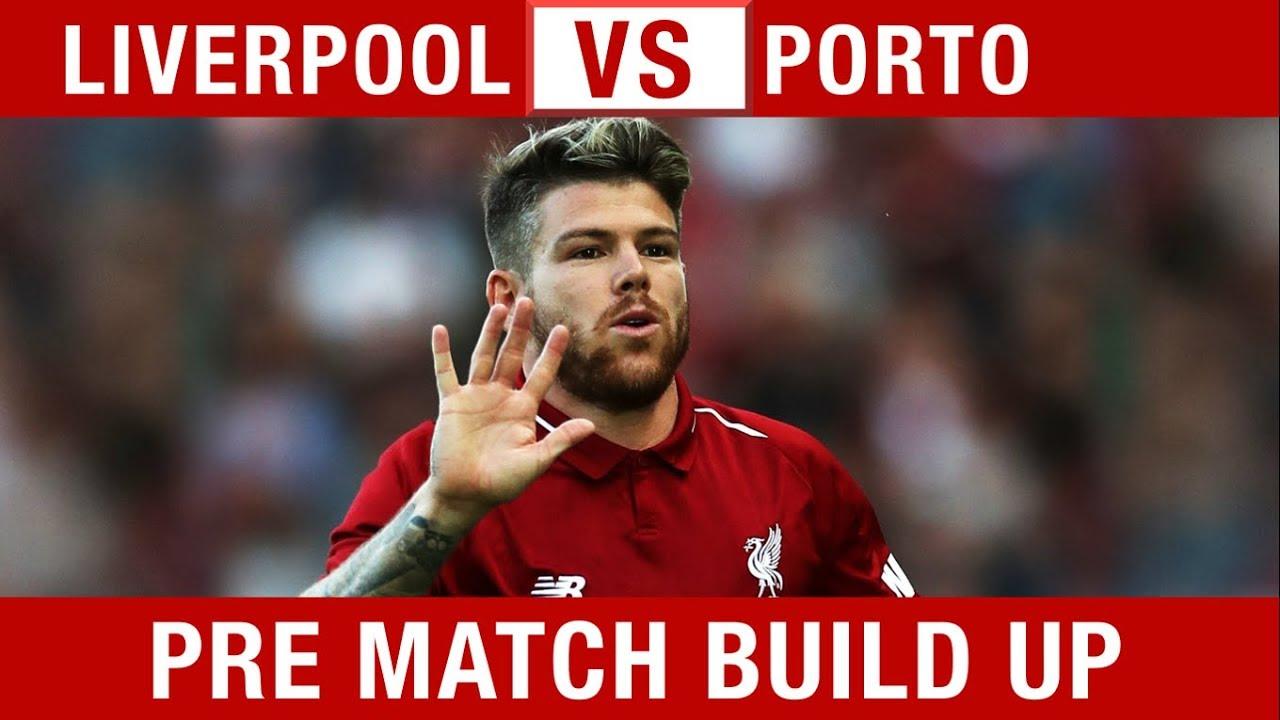 Liverpool vs FC Porto LIVE: Stream, team news, goals, latest updates from Champions League quarter-final