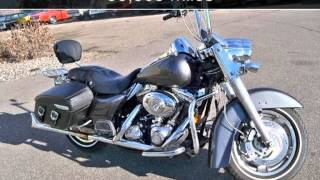2007 Harley Davidson FLHRS Road King  Used Motorcycles - Mankato,Minnesota - 2013-11-15
