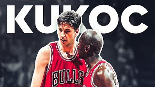 How Good Was Toni Kukoc Actually?