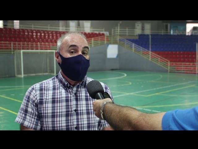 Entrevista com Milton Roseira Jr., secretário de Esportes e Recreação