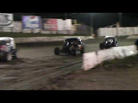 Orange County Fair Speedway 5/8/2010 Vintage Cars