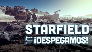 STARFIELD DETALLES: Todo lo que SABEMOS HASTA AHORA del EXCLUSIVO de XBOX SERIES y PC