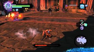 Darksiders 2 - Samael Boss Fight (Apocalyptic Difficulty)