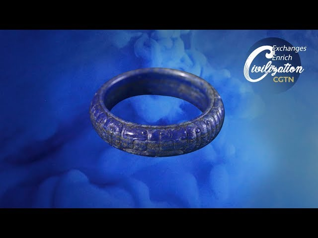 Lapis Lazuli: One of the earliest internationally traded goods