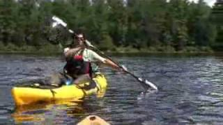 Kayak Technique - How to do a Draw Stroke