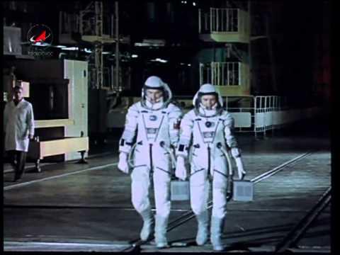 70 лет космонавту Стрекалову