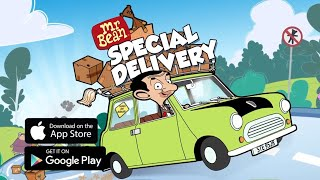 Special Delivery | New Game | Mr Bean Cartoon World
