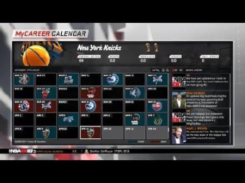 how to change teams in nba 2k18 my career