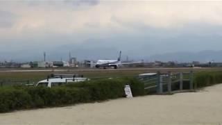 空旅 松山空港  航空ファンに人気のスポット!!