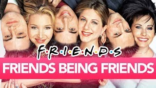 The Cast of FRIENDS Being FRIENDS! *Emotional*