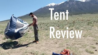 Mountain Trails Current Hiker⌇Tent Review
