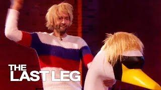 The Boris Johnson Pedalo Challenge - The Last Leg
