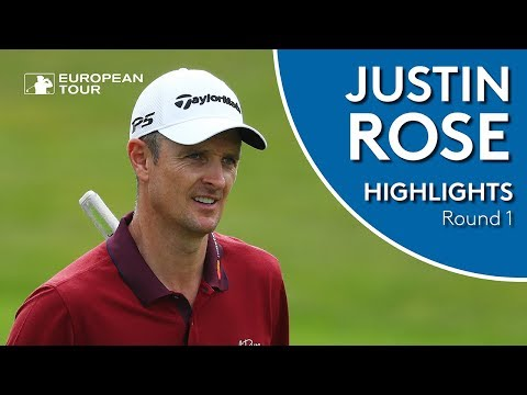 Justin Rose Highlights | Round 1 | 2018 WGC - HSBC Champions