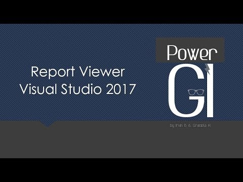 Add Reportviewer control to Toolbox - Visual Studio 2017