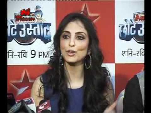 Jhootha hi sahi cast on Chhote Ustaad