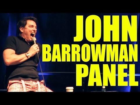 John Barrowman Q&A Panel - FULL PANEL!!! ( COMIC CON HONOLULU 2016)