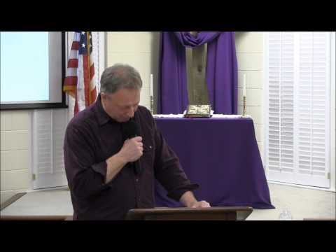 The Church @ New Bern,  Pastor Mike Rogers,  March 2013