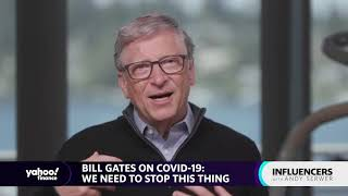 Bill Gates on coronąvirus vaccine: We should be able 'to manufacture a lot of vaccines in 2021'