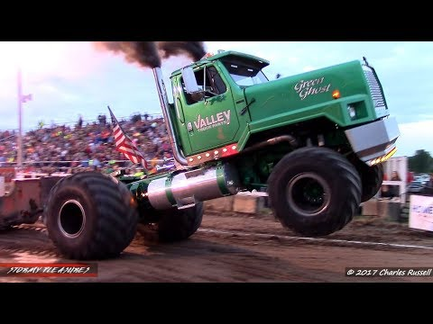 Tractor/Truck Pulls! 2017 Fremont Pull WMPullers