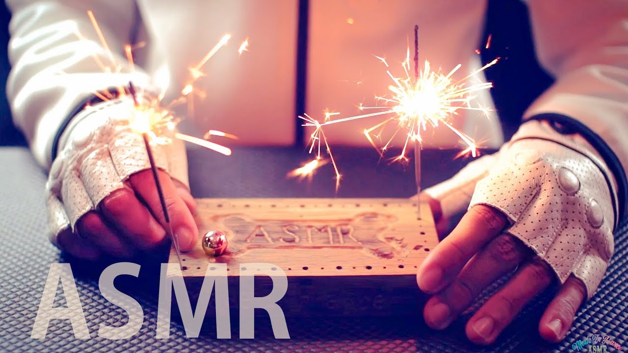 ASMR MULTI TRIGGERS with Wooden Block