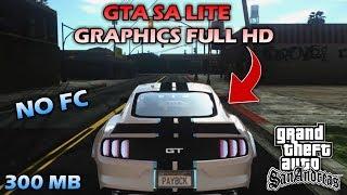 GRAFIKNYA GILA COY!! GTA SA LITE ULTRA HD GRAPHICS   Full Mods & No FC   Support All Os Android