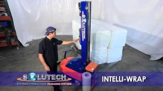 Solutech Intelli Wrap portable wrapper