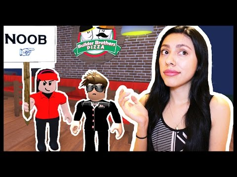 I CALLED MY BOSS A NOOB! - Work at a Pizza Place - Roblox