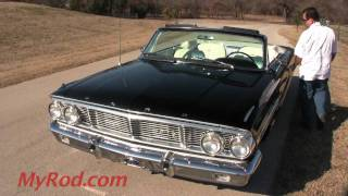 1964 Ford Galaxie XL 500 Convertible (video 1) - MyRod.com