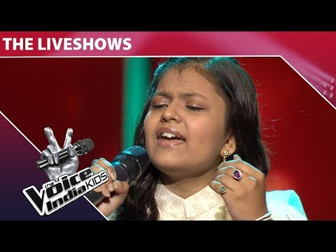 Niharika Nath Performs On Waada Raha Sanam | The Voice India Kids | Episode 29