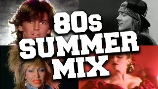80s Summer Hits Mix 🕶️ Best Summer Songs Of The 80s