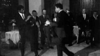 Muhammad Ali vs. Ernie Terrell - footwork