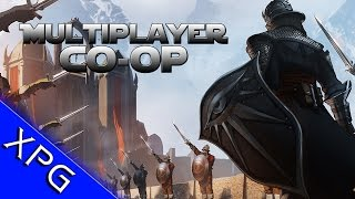 Dragon Age Inquisition Cooperative Multiplayer Gameplay (First Impression's)