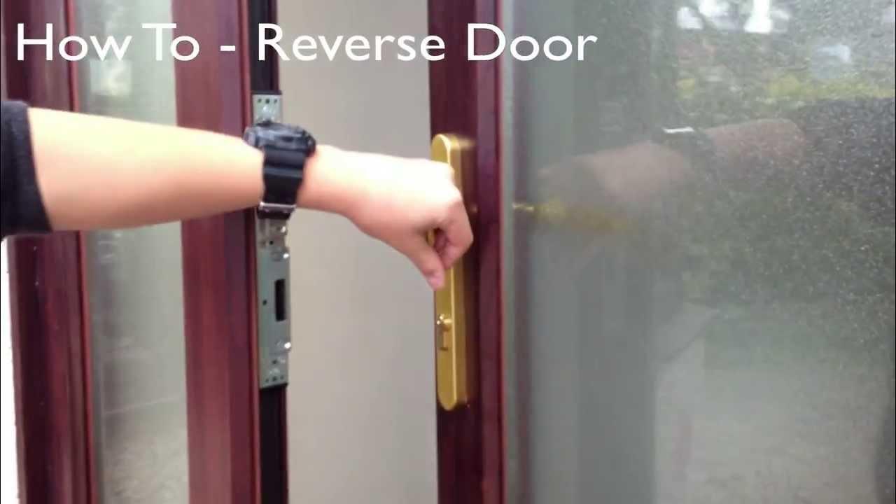 & How To - Reverse Door - YouTube