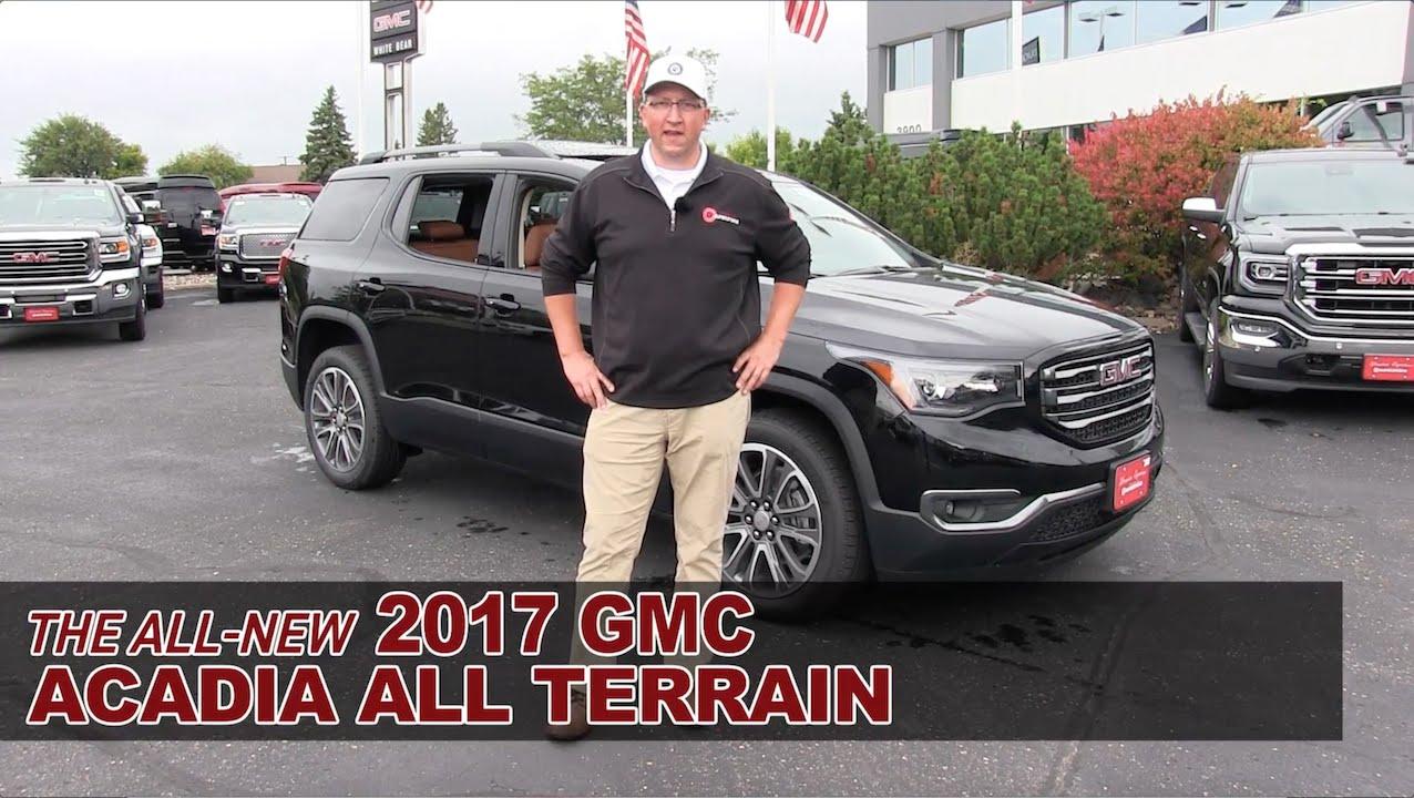 The All New 2017 Gmc Acadia Terrain White Bear Lake St Paul Mpls Hastings Roseville Mn You