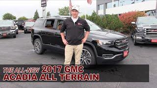 The All-New 2017 GMC Acadia ALL TERRAIN - White Bear Lake, St Paul, Mpls, Hastings, Roseville, MN