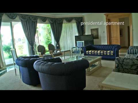 Hasdrubal Hammamet :: Presidential suite.mp4