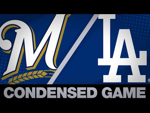Condensed Game: MIL@LAD - 4/12/19