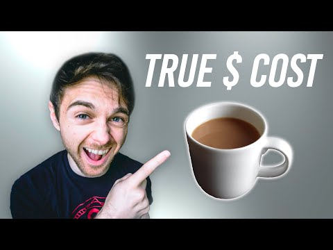 The True Cost of $5 Coffee (vs Investing)