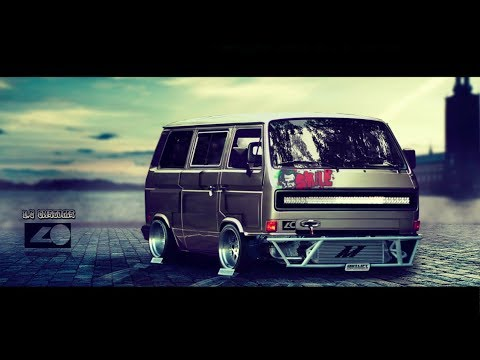 new year 2018 drift van vw t3 virtual tuning. Black Bedroom Furniture Sets. Home Design Ideas