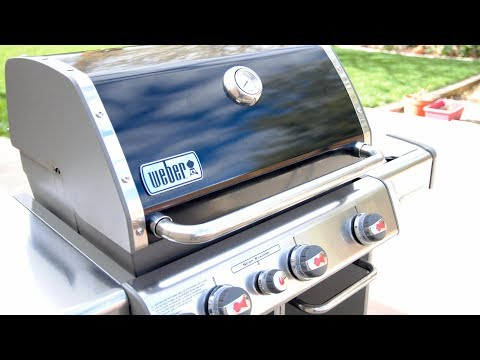 How to Clean a Weber Gas Grill | Gas Grill Cleaning Tips