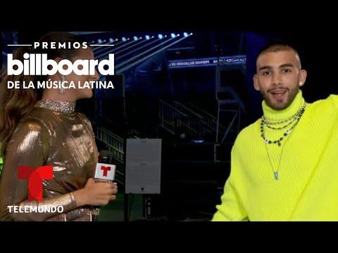 Premios Billboard 2020: Manuel Turizo listo para seguir celebrando