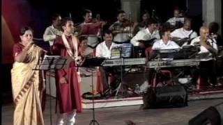 Sur Sandhya 2010 - Aha Rimjhim Ke Yeh Pyaare Pyaare - Chandrika Gururaj and Deepak